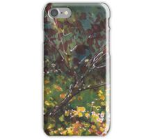Spring Red Maple iPhone Case/Skin