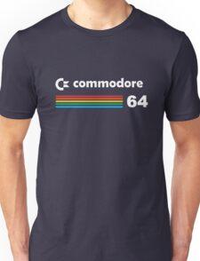 Commodore 64 Retro Computer Tshirt  Unisex T-Shirt