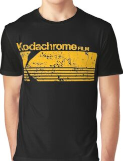 Kodachrome vintage Graphic T-Shirt