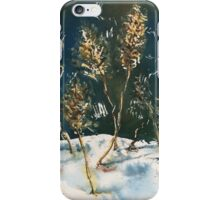 Snow Reeds iPhone Case/Skin
