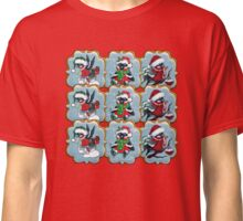 Christmas cookies. Bullfinches Classic T-Shirt