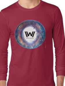 west world Long Sleeve T-Shirt