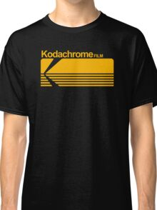 Kodachrome film Classic T-Shirt