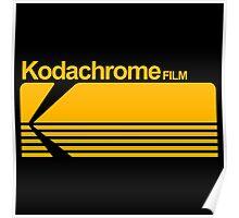 Kodachrome film Poster