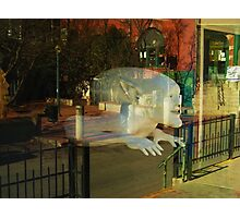 Ghost of Bisbee Photographic Print