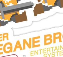 Super Clegane Bros. Sticker
