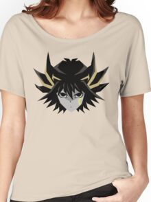 Signer Fudo - Yu-Gi-OH 5DS T-Shirt Women's Relaxed Fit T-Shirt