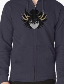 Signer Fudo - Yu-Gi-OH 5DS T-Shirt Zipped Hoodie