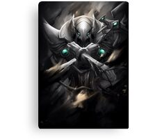 Azir - League of Legends - the Emperor of the Sands Canvas Print