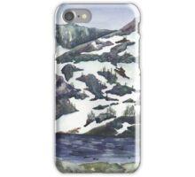Winnemucca Lake Peaks iPhone Case/Skin