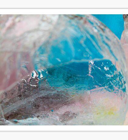 Coloured Ice Creation Sticker