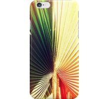 Palm Frans iPhone Case/Skin