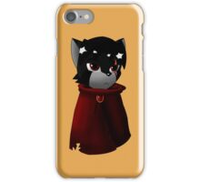 Chibi Cloaked Wolf iPhone Case/Skin