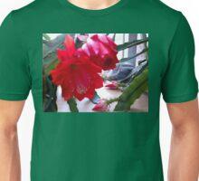 WINTER CACTUS BLOOM Unisex T-Shirt