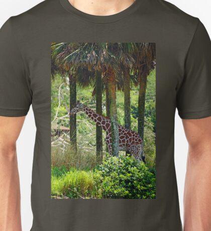 Camouflage Coat Unisex T-Shirt