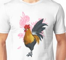 Chinese Zodiac - Rooster Unisex T-Shirt