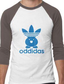 Pokemon Oddish Pun Funny Ctue Men's Baseball ¾ T-Shirt