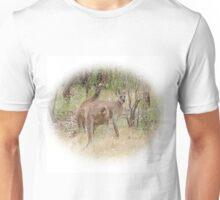 Kangaroos in the Park Unisex T-Shirt