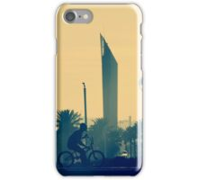 Afternoon in Barcelona iPhone Case/Skin