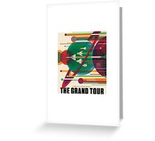 The GR Greeting Card
