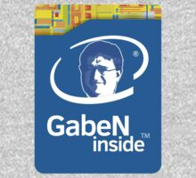 Lord GabeN Inside T-Shirt