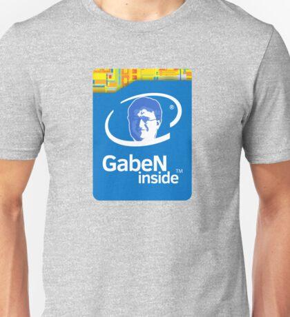 Lord GabeN Inside Unisex T-Shirt