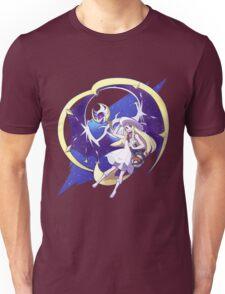 Pokemon Sun and Moon Lunala and Lille Unisex T-Shirt