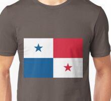Flag of Panama Unisex T-Shirt