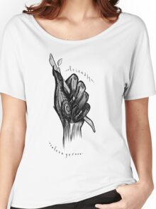Friendly Forager Women's Relaxed Fit T-Shirt