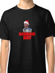 Garbage Day Christmas - Silent Night Movie T-Shirt Classic T-Shirt