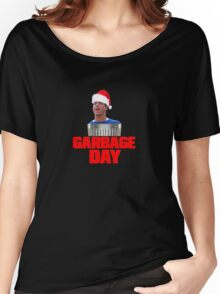 Garbage Day Christmas - Silent Night Movie T-Shirt Women's Relaxed Fit T-Shirt
