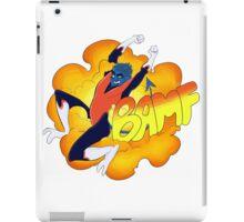 What a BAMF iPad Case/Skin