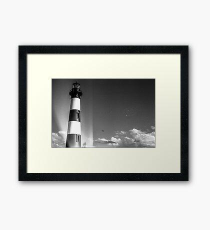Bodie Island Lighthouse Framed Print