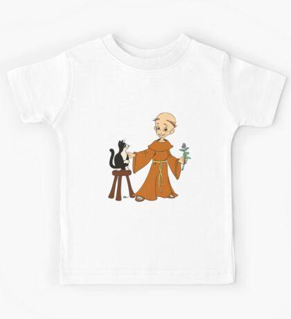 Let's Get Medieval - Funky Monk Kids Tee