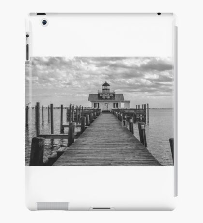 Roanoke Marshes Light iPad Case/Skin