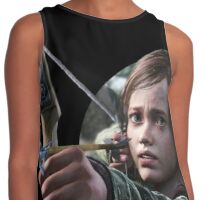 Ellie's Bow - The Last of Us Contrast Tank