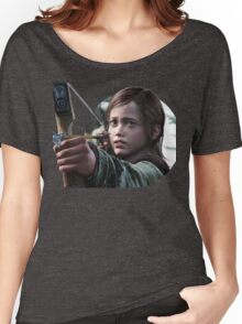 Ellie's Bow - The Last of Us Women's Relaxed Fit T-Shirt
