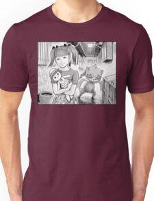 Junji Ito- Pokeman Unisex T-Shirt