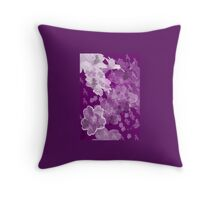 just say it ! Throw Pillow