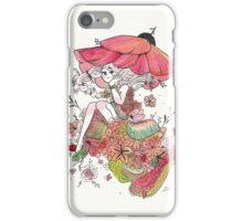 Spring Unsprung iPhone Case/Skin