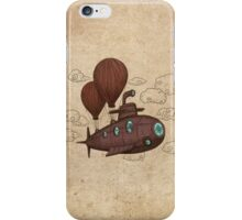 The Fantastic Voyage  iPhone Case/Skin