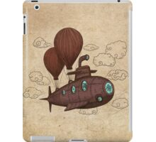 The Fantastic Voyage  iPad Case/Skin