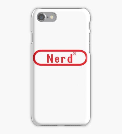 Video Game Nerd iPhone Case/Skin