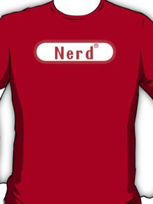 Video Game Nerd T-Shirt