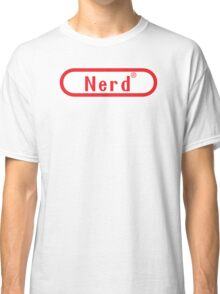 Video Game Nerd Classic T-Shirt
