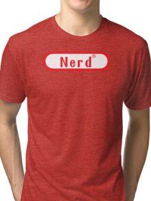 Video Game Nerd Tri-blend T-Shirt