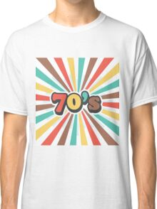 70s Classic T-Shirt