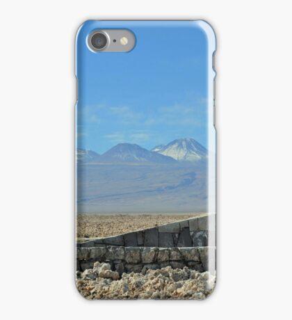 Salar de Atacama.  Norte de Chile. iPhone Case/Skin