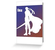 Fire Emblem Ike Greeting Card