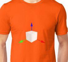 3D Cube Unisex T-Shirt